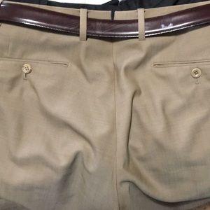 Incotex Pants - Very Sharp Incotex Khakis 32x30 No Break Super 130